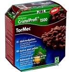 JBL TorMec tourbe active pour filtres externes CristalProfi e1500, e1501, e1901, e1502, e1902