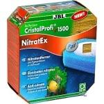 JBL NitratEx élimination des nitrates pour filtres externes CristalProfi e1500, e1501, e1901, e1502, e1902