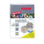 EHEIM MediaSet kit de masses filtrantes pour filtre Eheim 2124, 2222, 2224, 2322, 2324, 2422, 2424