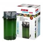 EHEIM Classic 2217 filtre externe pour aquarium entre 180 et 600L avec mousses filtrantes