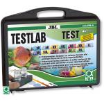 JBL TestLab coffret de test professionnel pour les analyses d'eau douce