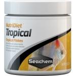 SEACHEM Nutridiet Tropical Flakes 15 gr. nourriture prémium en flocons pour poissons tropicaux d'eau douce DLC 11/2017