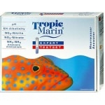 TROPIC MARIN Expert set de tests PH, KH, NO2, NO3, NH3, NH4