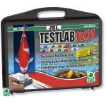 JBL TestLab Koï malette de 11 tests différents pour une analyse approfondie de l'eau de votre bassin