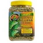 ZOOMED Natural Iguana juvénile 567 grs nourriture naturelle pour jeune Iguane avec vitamines et minéraux ajoutés