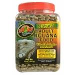 ZOOMED Natural Iguana adulte  2,3 kg nourriture naturelle pour Iguane adulte avec vitamines et minéraux ajoutés