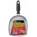 ZOOMED Shovel Scooper Deluxe pelle-racloir pour l'entretien du sable des terrariums