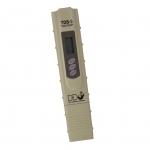 D-D TDS-3 mesure la quantité de matières dissoutes totales (TDS) et intègre un themormètre électronique