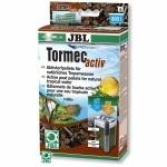 JBL Tormec Activ 1L bâtonnets de tourbe pour une eau tropicale naturellement ambrée et acide
