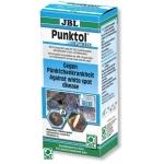JBL Punktol Plus 125 contre la maladie des points blancs et autres ectoparasites. Traite jusqu'à 1000 L