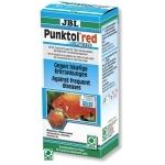 JBL Punktol Red Plus 125 contre la maladie des points blancs chez les poissons rouges. Traite jusqu'à 1000 L