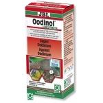 JBL Oodinol Plus 250 contre l'oodinium ou maladie du velours. Traite jusqu'à 1000L