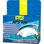 TETRA APS 400 Blanche pompe à air 2 x 200L/h puissante et silencieuse pour aquarium de 250 à 600L