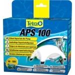 TETRA APS 100 Blanche pompe à air 100L/h puissante et silencieuse pour aquarium de 50 à 100L