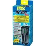 TETRA IN 800 Plus filtre interne mécanique, biologique et chimique pour aquarium de 80 à 150L