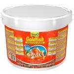 TETRA GoldFish 10L  aliment complet en flocons de grande qualité pour tous les poissons rouges et d'eau froide