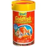 TETRA GoldFish 100 ml  aliment complet en flocons de grande qualité pour tous les poissons rouges et d'eau froide
