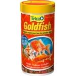 TETRA GoldFish 250 ml  aliment complet en flocons de grande qualité pour tous les poissons rouges et d'eau froide