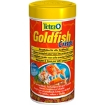TETRA GoldFish Crisps 250 ml aliment complet en chips de grande qualité pour tous les poissons rouges et d'eau froide