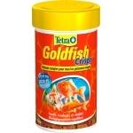 TETRA GoldFish Crisps 100 ml aliment complet en chips de grande qualité pour tous les poissons rouges et d'eau froide