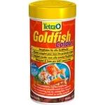 TETRA GoldFish Colour 250 ml aliment complet en flocons pour renforcer l'éclat des couleurs des poissons rouges et autres poissons d'eau froide