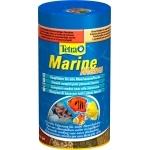 TETRA Marine Menu 250 ml 4 aliments variés dans 4 compartiments pour tous les poissons d'eau de mer