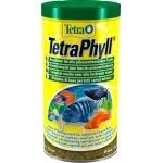 TETRA Phyll 1L aliment complet en flocons pour tous les poissons d'aquarium herbivores