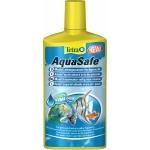 TETRA AquaSafe 500 ml transforme instantanément l'eau du robinet en une eau comme à l'état naturel, adaptée aux besoins des poissons