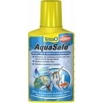 TETRA AquaSafe 100 ml transforme instantanément l'eau du robinet en une eau comme à l'état naturel, adaptée aux besoins des poissons
