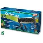 Ventilateur d'aquarium JBL Cooler 200 abaisse la température de l'eau jusqu'à 4°C grace à ses 4 ventilateurs