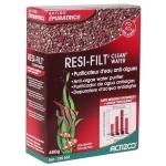 Resine anti-algues ACTIZOO ResiFilt'CleanWater 1L absorbe les nitrates et réduits les algues en aquarium d'eau douce et eau de mer