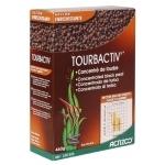 Tourbe de filtration ACTIZOO TourbActiv 1L crée une eau ambrée et acide en aquarium d'eau douce