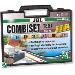 JBL CombiSet Plus Fe mallette de tests complète pour analyse du pH, Fer, KH, NO2, NO3 et CO2