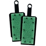 Lot de 2 cartouches de mousse biologique EHEIM 2617401 pour filtres suspendus Eheim Liberty 75, 130 et 200