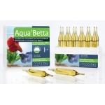 PRODIBIO Aqua'Betta 12 ampoules conditionneur d'eau avec bactéries pour aquarium avec poissons Combattants