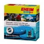 EHEIM 3 coussins de mousse bleu filtrante pour filtre Ecco pro 2032, 2034, 2036