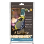 """AQUARIUM SYSTEMS """"A la carte"""" Mixed Flakes Maxi 30 gr. nourriture complète en flocons pour poissons marins et Cichlidés Africains de grande taille"""
