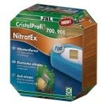 JBL NitratEx élimination des nitrates pour filtres externes CristalProfi e700, e900, e401, e701, e901, e402, e702 et e902