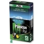 JBL Plankton Pur M 8 x 5g plancton frais et pur pour poissons d'eau douce et d'eau de mer de 4 à 14 cm. Portions pour aquarium de plus de 200L