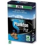 JBL Plankton Pur S 8 x 2g plancton frais et pur pour poissons d'eau douce et d'eau de mer de 2 à 6 cm. Portions pour aquarium jusqu'à 200L