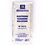 Solution de nettoyage 20ml pour électrodes Milwaukee pour électrodes pH et pH-mètre toutes marques
