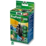JBL ProFlow t300 petite pompe universelle avec débit réglable 80 à 300 L/h pour aquarium d'eau et d'eau de mer