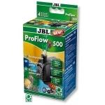 JBL ProFlow t500 petite pompe universelle avec débit réglable 200 à 500 L/h pour aquarium d'eau et d'eau de mer