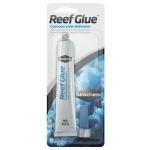 Colle SEACHEM Reef Glue 20 gr. pour le collage de fragement de corail, montage de décors et autres