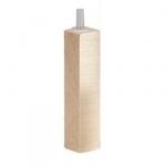 HOBBY diffuseur en bois de tilleul 7,5 x 1,5 x 1,5 cm idéal pour écumeur à air