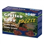 HOBBY Grotten Lave Puzzle 1,2 kg de roche volcanique pour la décoration des aquariums d'eau douce
