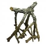 HOBBY Mangrove 1 dim. 30 x 10 x 15 cm racine artificelle pour la décoration de votre aquarium d'eau douce