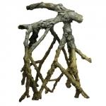 HOBBY Mangrove 2 dim. 30 x 10 x 15 cm racine artificelle pour la décoration de votre aquarium d'eau douce