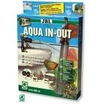 JBL Set complet Aqua In-Out pour les changements d'eau et le remplissage de votre aquarium