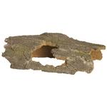 Grotte artificelle en écorce HOBBY Bark Cave L 30 x 10 x 15 cm pour la décoration de votre aquarium